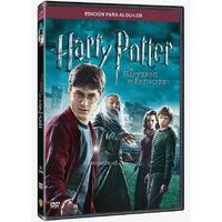 Dvd Harry Potter Y El Misterio Del Principe