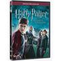 Dvd Harry Potter Y El Misterio Del Principe (2 Discos)