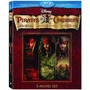 Piratas Del Caribe Trilogía: Blu-ray Box De 7 Discos
