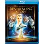 Blu Ray La Historia Sin Fin - Stock - Nuevo - Sellado