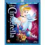 Blu Ray Cenicienta - Stock - Nuevo - Sellado - U.s.a.