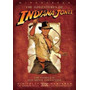 Dvd Indiana Jones (box Set 3 Peliculas 4 Discos)