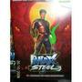 Dvd Max Steel El Dominio De Los Elementos