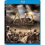 Blu Ray A. D. La Biblia Continúa - Stock - Nuevo - Sellado
