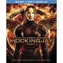 The Hunger Games: Mockingjay Part 1 Blu-ray Original