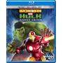 Blu Ray Iron Man & Hulk: Heroes United - Stock - Nuevo