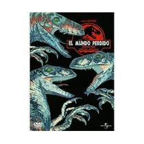 Dvd Jurassic Park 2 El Mundo Perdido