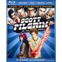 Blu Ray Scott Pilgrim Contra El Muindo + Dvd Slip Cover