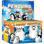 Blu Ray Los Pingüinos De Madagascar - Stock - Nuevo