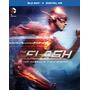 Blu Ray Flash: 1ra. Temporada - Stock - Nuevo - Sellado