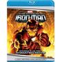 Blu Ray Iron Man: El Invencible - Stock - Nuevo - Sellado