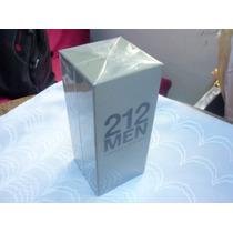 Perfumes Importados Hombre 212 Men Carolina Herrera 100ml