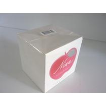 Perfume Colonia Mujer Diseñadora Nina Ricci Manzanita D 80ml