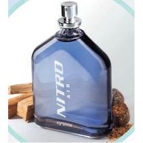 Nitro Air Perfume Colonia Hombre 100ml Cyzone Garantia Total