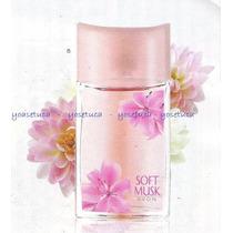 Soft Musk Colonia Perfume Mujer De Avon