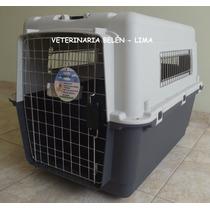 Kennel Transportador Jaula De Mascotas (perros Medianos)