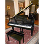 Alquiler De Piano De Cola Yamaha Modelo C2 Tamano 187 Cms