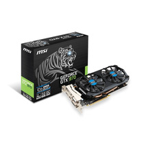 Tarjeta De Video Msi Nvidia Geforce Gtx 970, 4gb Gddr5 256-b