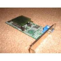 Tarjeta Agp 32mb Nvidia Riva Tnt2 M64,le Hace A Cualquier Pc