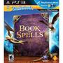 Wonderbook Of Spell Bundle Ps3 Nuevo Sellado Original