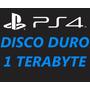 Disco Duro 1 Terabyte Para Ps4 Envio + Instalacion Peru 1 Tb