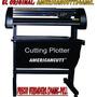 Plotter Corte Americancutt24amc-practickal/laser Contorno A1