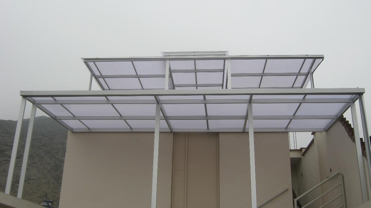 Policarbonato techo corredizos curvos sol y sombra - Techos corredizos ...