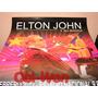 Poster Del Concierto De Elton John En Lima Peru