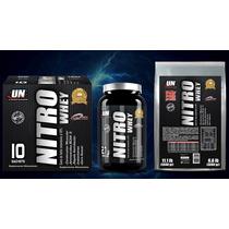 Nitro Whey Proteina 80% Maxima Concentracion ..miraflores