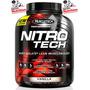 Proteína Nitrotech 4lbs + Shaker Mejores Resultados