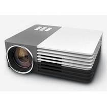 Mini Proyector Portátil Led Gm50 / Hdmi Parlantes Usb 100plg