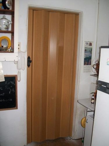 Puerta plegable de pvc excelente divisor de ambientes - Puerta plegable de pvc ...