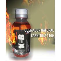 X-b 150 Ml. Quemador De Grasa Ultima Generación Carnitina