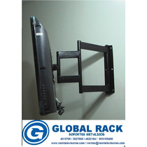 Rack Tv / Lcd / Led 42 A 60 Modelo Movible.
