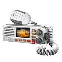 Radio Uniden Vhf Um380 Blanco Usa
