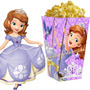 Kit Imprimible Princesita Sofía Para Cumpleaños + Candy Bar