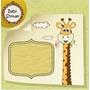 2x1 Baby Shower Safari Kit Imprimible Animalitos Selva