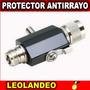 Protector Antirrayos Surge Lightning Protector Antenas Wifi