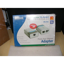 Adaptador Poe Dlink Dwl 200 Access Point,camaras,etc