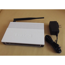 Vendo O Cambio Router Adsl Tp-link Wireless 54mbps Td-w8901g