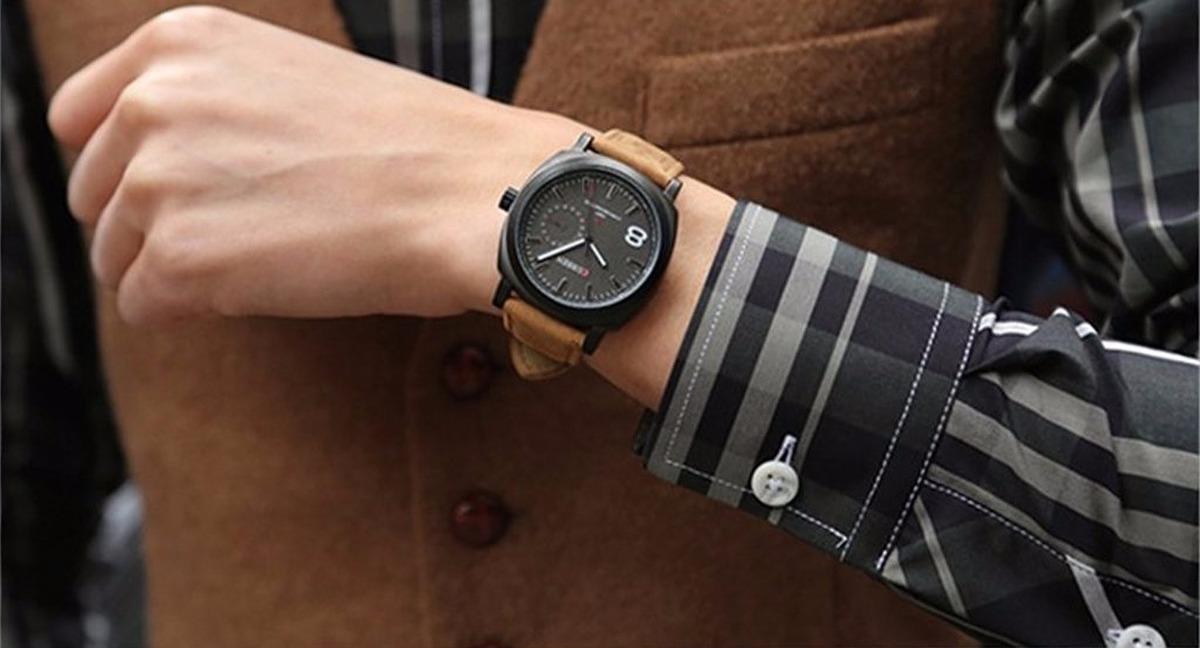 если хотите мужские часы curren купить в москве простой вариант