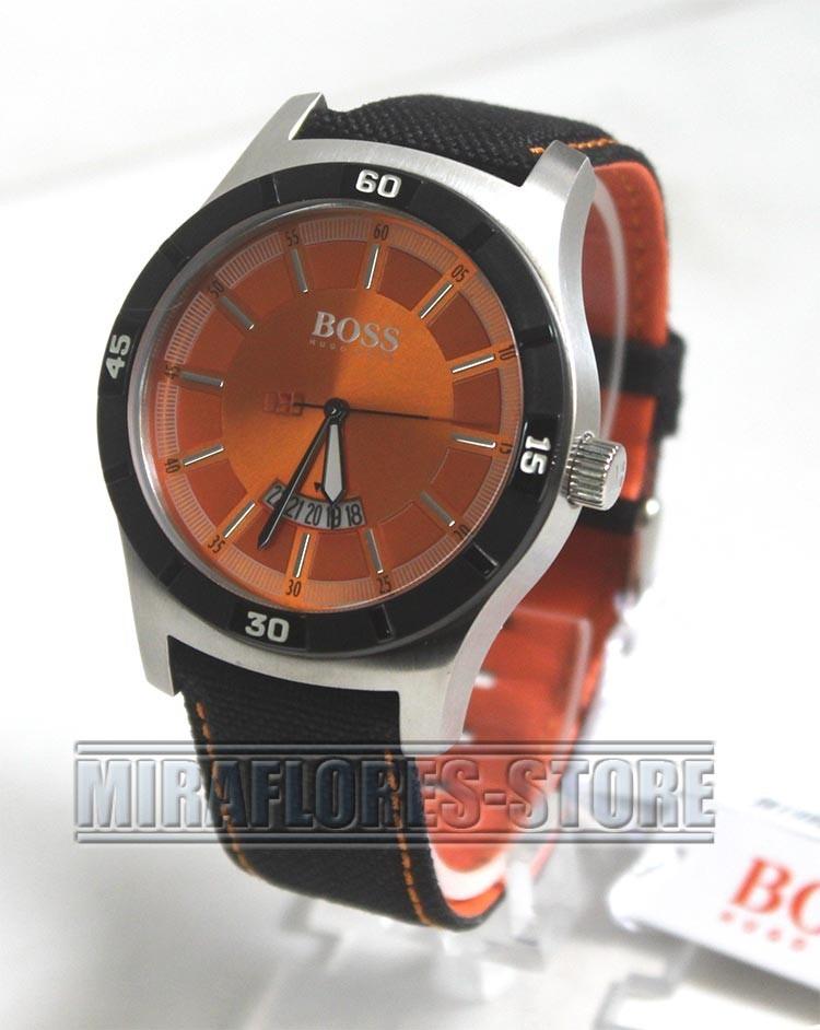 3a1585dad095 reloj hugo boss 1512531 dial naranja confecha para caballero 142001  MPE20252179647 022015 F