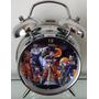 Reloj Despertador Estilo Vintage Dragon Ball De Mesa Alarma
