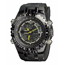 Reloj Militar Infantry Analogico Digital - Ilumitator