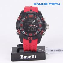 Reloj Boselli Para Hombre Digital Analogico G-shock Ndph
