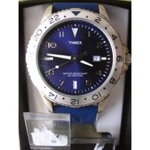 Timex Reloj Nuevo Original Importado De U S A Con Su Estuche