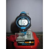 Reloj Unisex Marca Timex Iroman Modelo T5k526 Impotado De Us