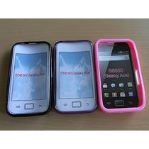 Samsung Galaxy Ace S5830 - Protector De Silicona