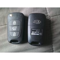 Llave Original Con Controlpara Kia Rio Hyundai Accent 2014