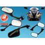 Espejos Para Yamaha R6 2008 Al 2015 Yamaha Yzf R6 600cc